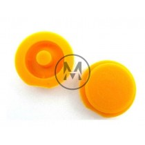 Smart gommino 1 tasto arancione