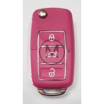 Volkswagen 3 tasti rosa