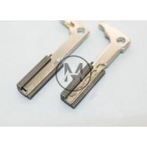 Coppia di morsetti Adattatori per duplicare chiave Mercedes