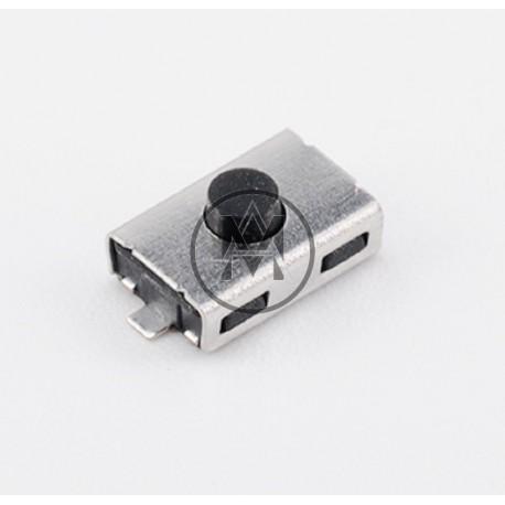 Microinterruttori a pulsante mm.: 6 x 3,8 x altezza: 2,5