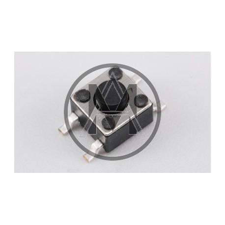 MICRO PULSANTE 4 PIN mm. 4,5 X 4,5 (h) mm 3,7.