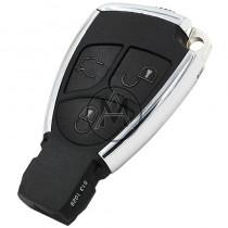 Mercedes con remote 3 TASTI 433 mhz. NEC