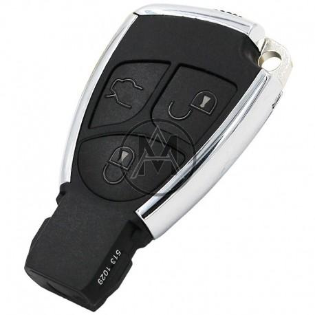 Mercedes con remote 433 mhz. NEC
