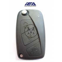 Fiat con radiocomando e chip ID48 IEA FIR116E