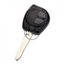 Suzuki chiave con radiocomando Swift Pcf7961 IH46 Hitag2 433 Mhz.