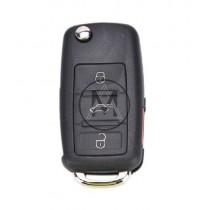 Volkswagen Touareg 3 tasti con radiocomando keyless go