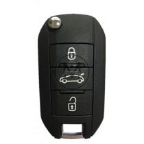 Peugeot 3 tasti versione 2