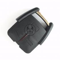 Guscio radiocomando 3 tasti Opel - Chevrolet con led