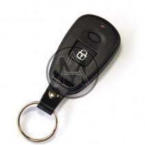 Hyundai guscio radiocomando  1 tasto con alloggio batteria