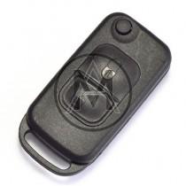 Mercedes baionetta 2 tasti lama Hu66