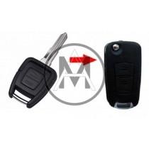 Modifica per Opel Astra 2 tasti