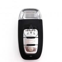 Audi con radiocomando  3 tasti  868mhz.