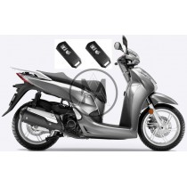 Honda SH servizio programmazione chiave keyless go  per perdita totale.