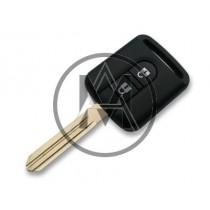 Chiave Nissan 2 tasti con radiocomando