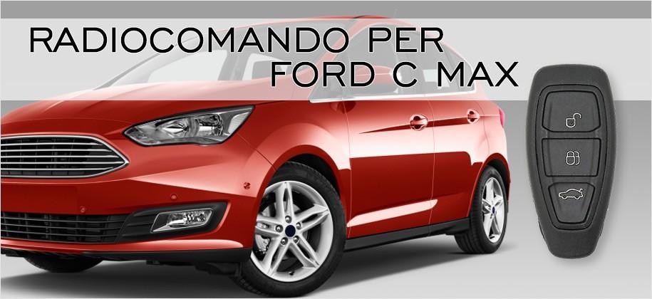 Radiocomando per Ford C Max